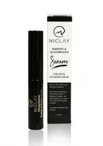 Wimpernserum günstig online kaufen Augenbrauenserum Niclay 1